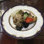 CHINA TABLE 花木蘭 - ④特製黒酢のスブタ