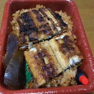 みしまや - 料理写真:鰻弁当