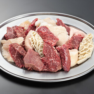 美味しいお肉と新鮮ホルモンで大満足のクオリティ