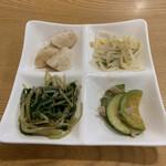 韓国家庭料理ハレルヤ -