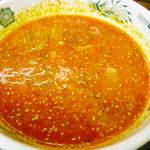 15385156 - 塩麹 とり辛とんこつ つけ汁