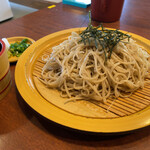 和味亭 - ざるそば普通盛り