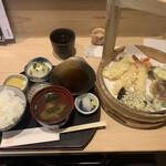 天ぷら すぎ山 - 料理写真: