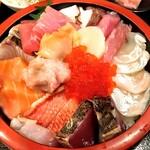 いちえ - 料理写真:海鮮丼デラックス