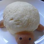 ラパン ブラン - 料理写真:メロンパン