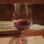 イタリア料理 ペロー - おごってもらったワイン(エトナロッソ)