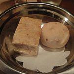 イタリア料理 ペロー - フォカッチャ・くるみパン