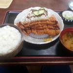 とん将 - 料理写真:とんかつ定食