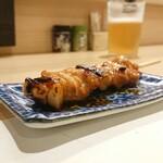 季節料理と地酒 裕 - 鳥精(たれ)