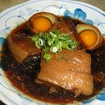 くうたろう - 豚の角煮