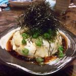 はなせ - 寄せ豆腐(\500)