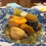 はなせ - 野菜煮(\850)