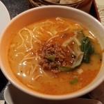 Chikuen - 小担々麺