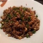 Chikuen - 醤油炒飯
