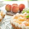 イモノ キッチン - 料理写真:7月の「能作のおやつ」:白桃ジュレのタルト