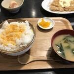 高崎ごはんや 一心 - 料理写真:料理