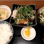 魚 野菜 酒 しゃばらむ - 日替
