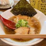 麺の小やま - 料理写真:食品サンプルのラーメンみたいに美しい✨