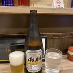 153914570 - 瓶ビール620円(込) もう100円安いと有り難い!
