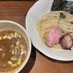 麺処 はら田 - 料理写真:■濃厚豚骨魚介つけめん¥850