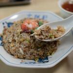 大勝軒 - チャーハン¥770 (スープ付き)