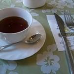 黄色いからす - 食前の紅茶