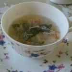 黄色いからす - スープ