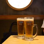 焼売酒場 マッコイ - 生ビール