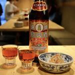 焼売酒場 マッコイ - 茗荷しらす(360円)