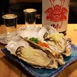 焼売酒場 マッコイ - 生牡蠣