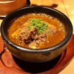 焼売酒場 マッコイ - 麻婆豆腐(480円)
