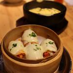 焼売酒場 マッコイ - とまとチーズ(420円)