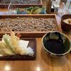 板蕎麦 香り家 - 料理写真:細麺