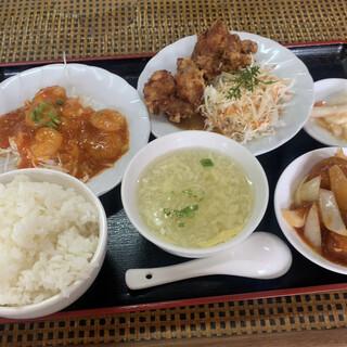 中華料理忠峰 - 料理写真:スペシャルランチ