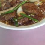 15393830 - レバー麺