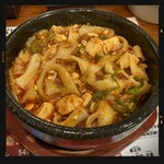 多福菜香 - 刀削麺をイン