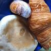 伽羅リエゾン - 料理写真:おやき〜たけのこ、クロワッサンetc
