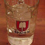 GERMAN FARM GRILL - 2回目2012年10月19日ランチ ハンブルグステーキ1000円
