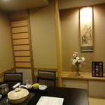 活魚・鍋料理 風車 - 個室です
