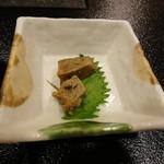 活魚・鍋料理 風車 - 2.クエの肝