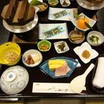 活魚・鍋料理 風車 - 10.朝食