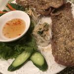 ベトナム料理専門店 サイゴン キムタン - 豚焼肉ライスペーパー巻