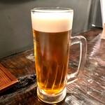 山久 - 生ビール
