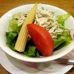 モンシェリー - ゴボウサラダをチョイス!