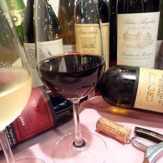 イタリア直輸入のワイン