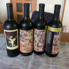 ワールド ワイン バー - ドリンク写真:届きました。オリンスイフト3本と左は前回購入のプリズナー