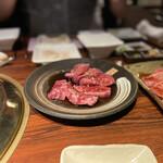 神戸牛炭火焼肉 いく田 -