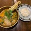 ソウルストア - 料理写真:超粗挽きラムとくろださんちの寄せ豆腐のカリー