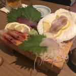 居魚屋 うおはん - 料理写真: