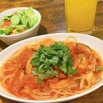トマトスパゲティ専門店 Tomati - メイン写真: